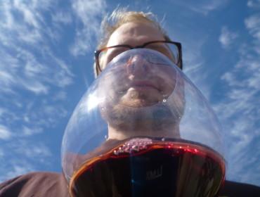 ... har kigget lidt for dybt i glasset