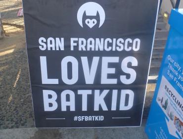 Batkid fan