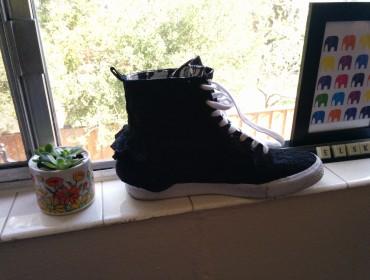 Yay nye sko til samlingen!