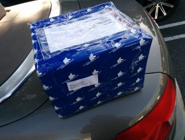 Så kom der alt for mange kg. papir tilsendt fra Aalborg Uni. Alle sammen med Mikaels guldkorn og bevingede ord.