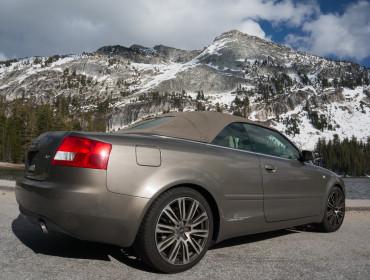 Nogle der mangler en Audi - kun med kærlighedsfejl og unikke ar!