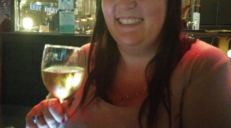 Gitte kan gode lide hvidvin