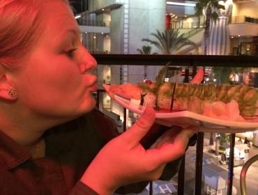 Stadig forelsket i Sushi