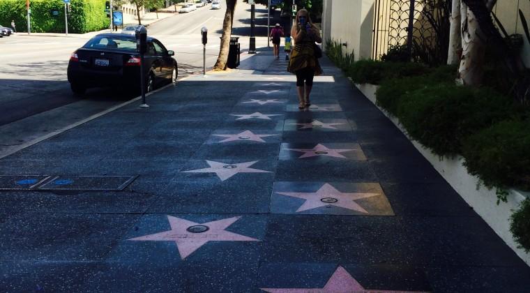 Stjernerne op af en sidegade