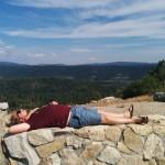Køretur hjem fra Tahoe, verdens længste tur!