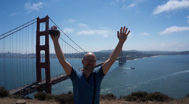Hurra for den røde bro!