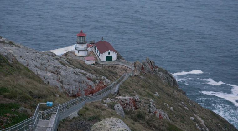 Fyrtårnet Point Reyes