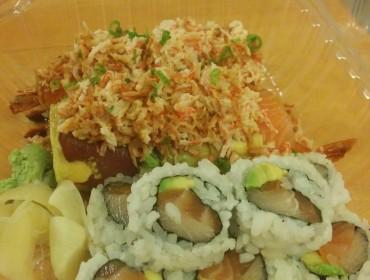 Sushi-time!