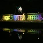 Cork rådhus er klar til Gay Pride