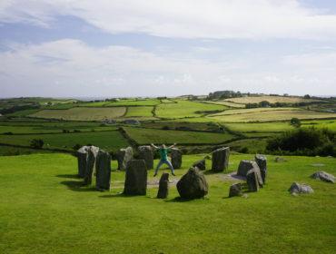 Stonehenge - Irsk version