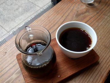Hipster kaffe
