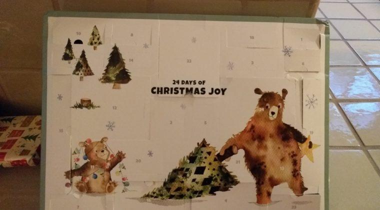 Vores søde venner fra Thy sendte en lille julekalender!